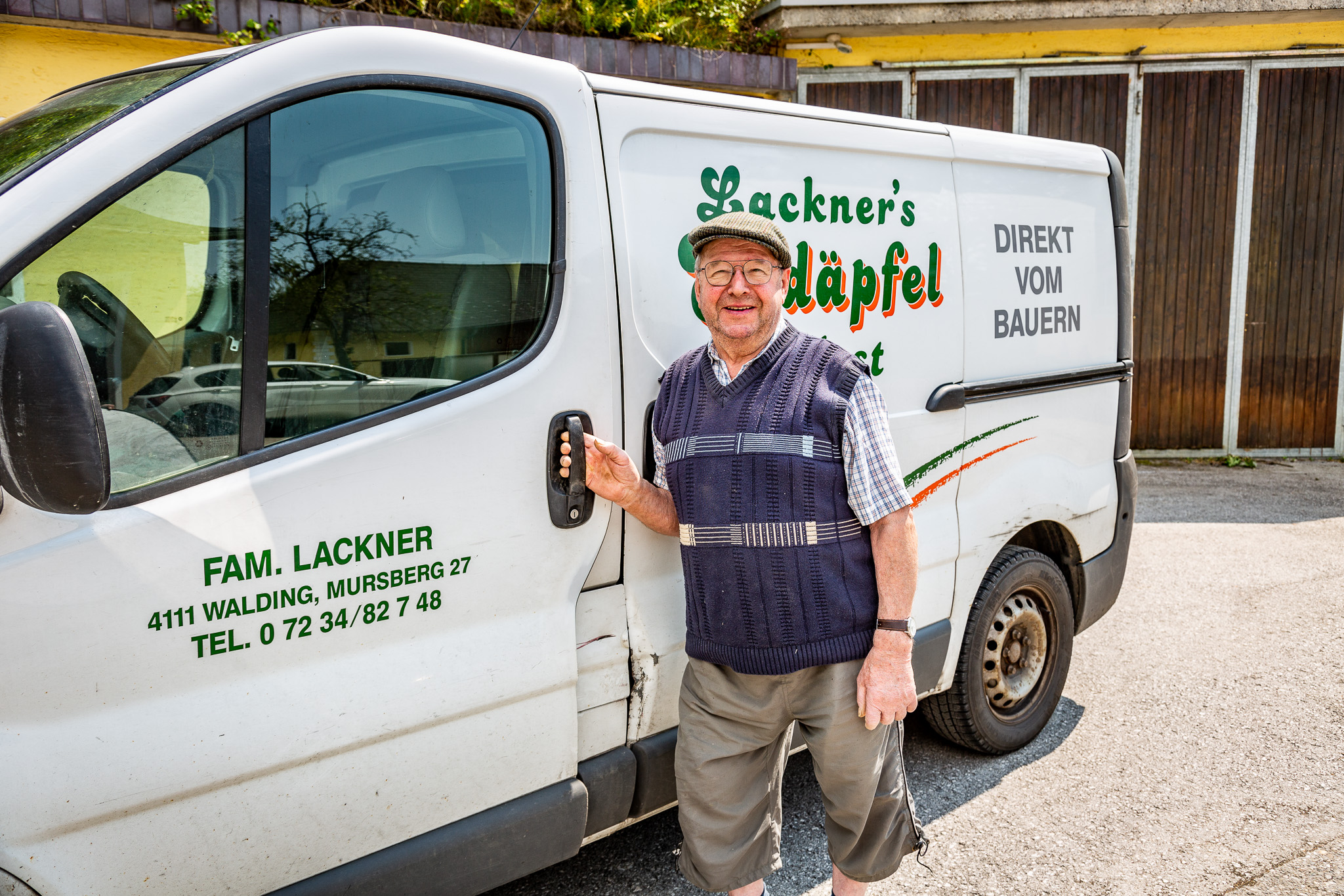Hofkellerei Lackner Senior
