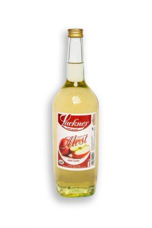 Apfelmost Cuvee von Lackner.