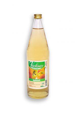 Apfelsaft von Lackner.