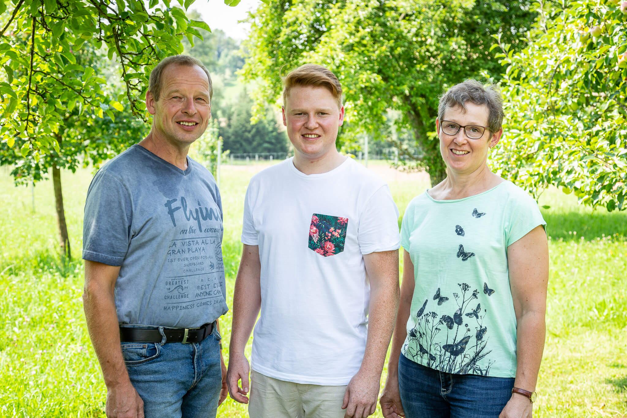 Lackner Hofkellerei Walding Familie Familienbetrieb Leidenschaft Cider Most Produktion