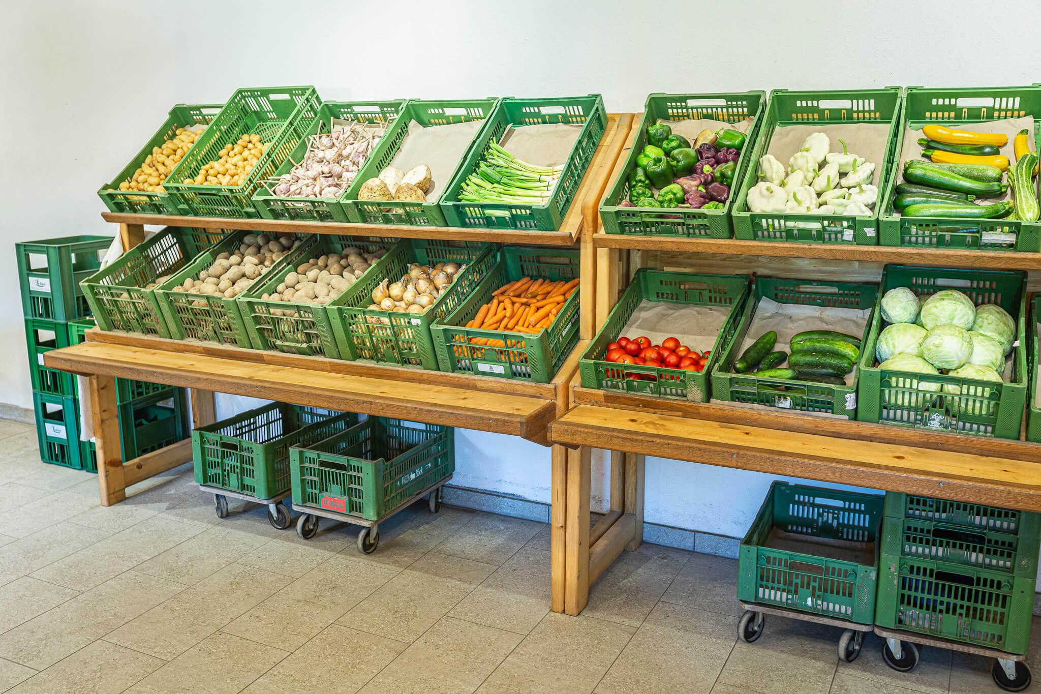 Lackner Hofkellerei Walding regionale BIO Produkte
